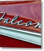 Ford Falcon Metal Print by David Lee Thompson