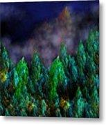 Forest Primeval Metal Print by David Lane