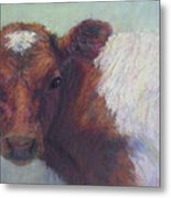 Foundling Metal Print by Susan Williamson