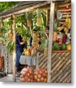 Fresh Fruits For The Day Metal Print by Heiko Koehrer-Wagner