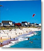Fun In The Sun Metal Print by John Pagliuca