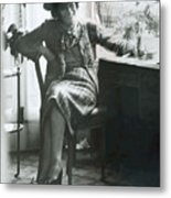 Gabrielle Coco Chanel, C. Mid 1960s Metal Print by Everett