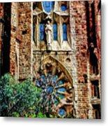 Gaudi Barcelona Metal Print by Tom Prendergast