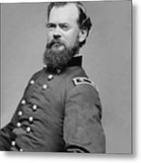 General James Mcpherson  Metal Print by War Is Hell Store