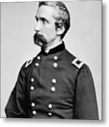 General Joshua Chamberlain  Metal Print by War Is Hell Store