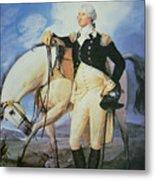 George Washington Metal Print by John Trumbull