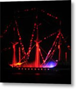 Ghosts Of Gasparilla Metal Print by David Lee Thompson