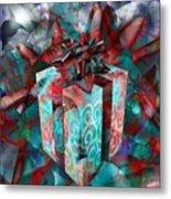 Gifts For Street Kids International Metal Print by Fania Simon