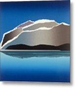 Glaciers Metal Print by Jarle Rosseland