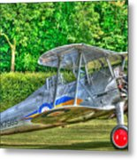 Gloster Gladiator 1938 Metal Print by Chris Thaxter