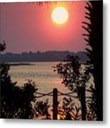 Good Morning Metal Print by Karen Wiles