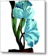 Gorgeous Flowers Metal Print by Marsha Heiken