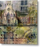 Gothic Metal Print by Andrew King