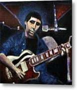 Graceland Tribute To Paul Simon Metal Print by Seth Weaver