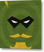 Green Arrow Metal Print by Michael Myers