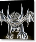 Grevil Pastel Metal Print by Shawn Dall