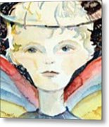 Guardian Angel Metal Print by Mindy Newman