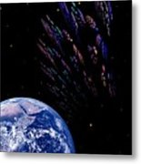 Guardians And Guides Metal Print by Tanya Keefe
