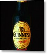 Guinness Metal Print by Wingsdomain Art and Photography