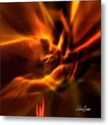 Hands Of Love Metal Print by Julie Grace