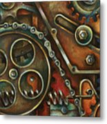 Harmony Metal Print by Michael Lang