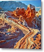 Head Of The Dragon Metal Print by Brent Parks