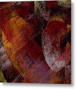 Hearts Metal Print by David Patterson