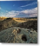 Henry Mountain Wsa Metal Print by Leland D Howard