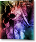 His Angels 2 Metal Print by Angelina Vick