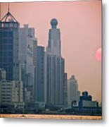 Hong Kong Island Metal Print by Ray Laskowitz - Printscapes