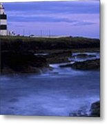Hook Head Lighthouse, Co Wexford Metal Print by The Irish Image Collection