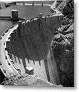 Hoover Dam, 1948 Metal Print by Everett