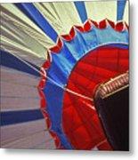Hot Air Balloon - 1 Metal Print by Randy Muir
