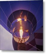 Hot Air Balloon - 2 Metal Print by Randy Muir