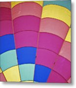 Hot Air Balloon - 9 Metal Print by Randy Muir