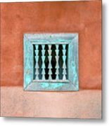 House Of Zuni Metal Print by David Lee Thompson