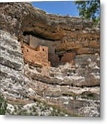 I Am Aztec Metal Print by Christine Till