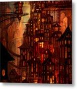 Illuminations Metal Print by Philip Straub