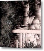Illusion Metal Print by Gerlinde Keating - Keating Associates Inc