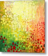 Immersed No 2 Metal Print by Jennifer Lommers