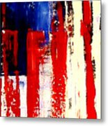 Independence Day Metal Print by Charles Jos Biviano
