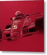 Indy Racing Metal Print by Jeff Mueller