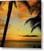 Jamaican Night Metal Print by Kamil Swiatek
