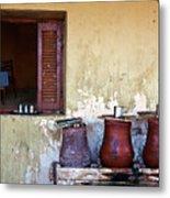 Jars Metal Print by Armando Picciotto