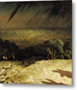Jerusalem Metal Print by Jean Leon Gerome