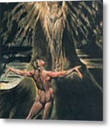 Jerusalem The Emanation Of The Giant Albion Metal Print by William Blake