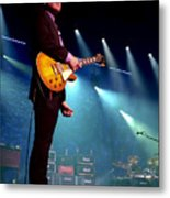 Joe Bonamassa 2 Metal Print by Peter Chilelli
