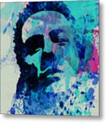 Joe Strummer Metal Print by Naxart Studio