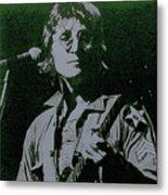 John Lennon Metal Print by David Patterson