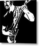 John Petrucci No.01 Metal Print by Caio Caldas